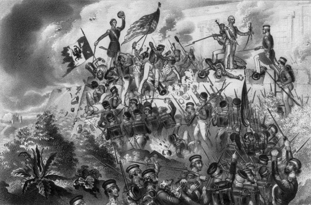 Chapultepec Μάχη