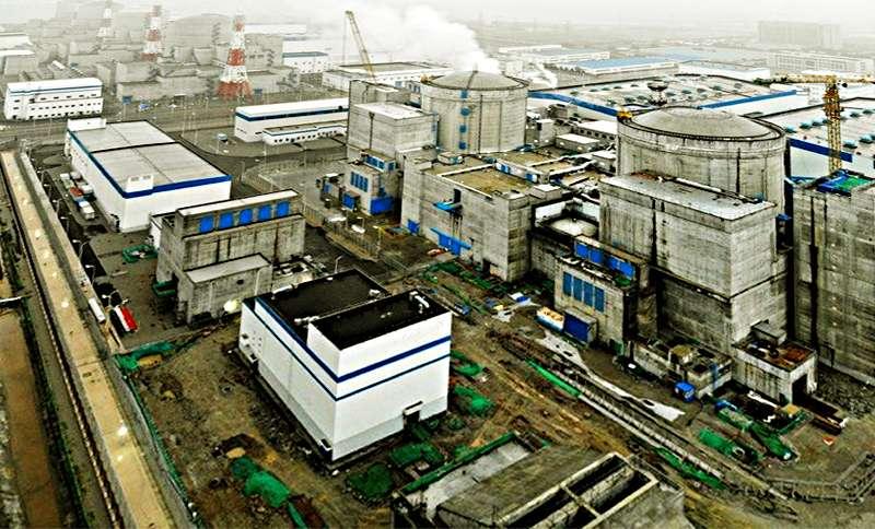 China test thorium nuclear reactor