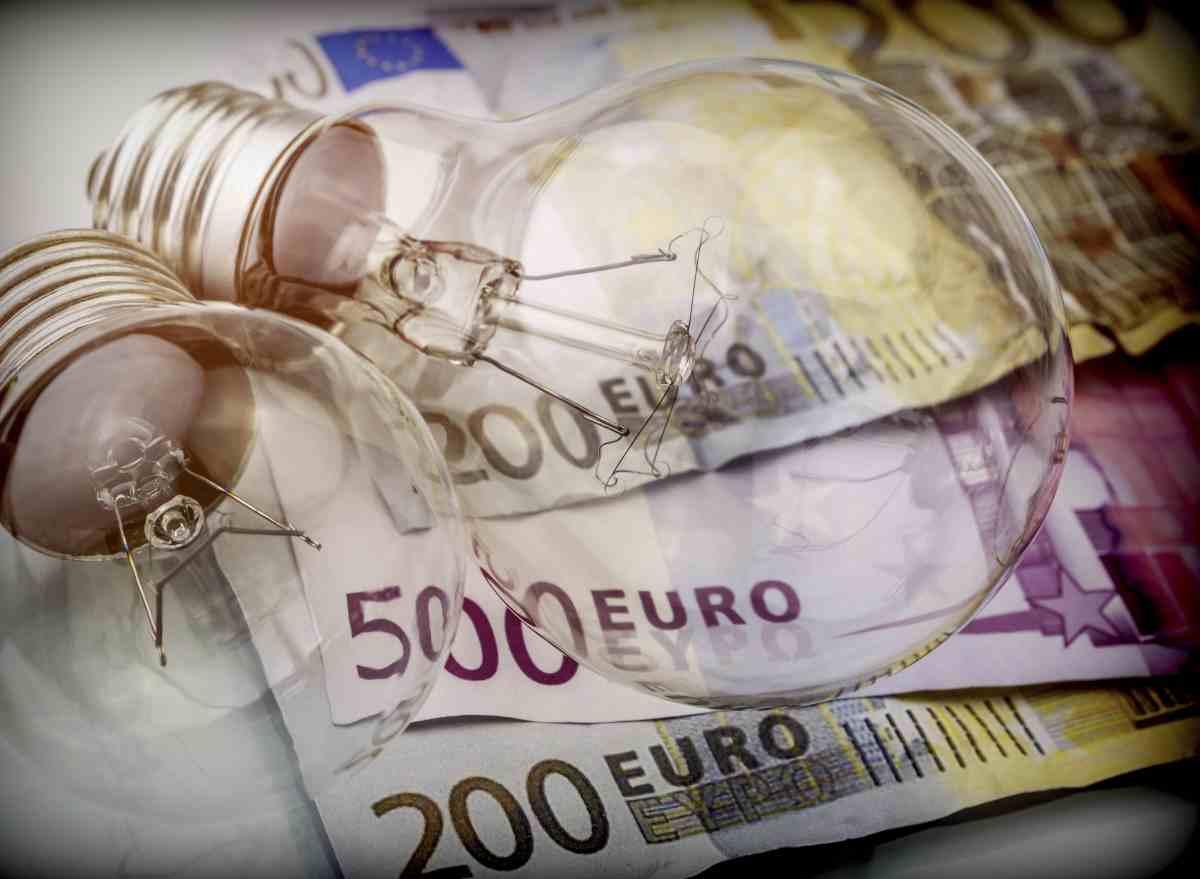 Italia Costo corrente elettrica alle stelle
