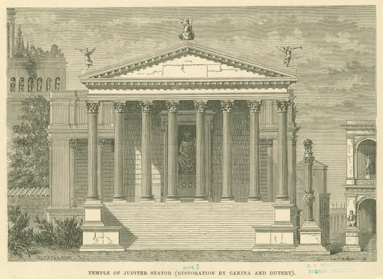 Jupiter Stator Temple