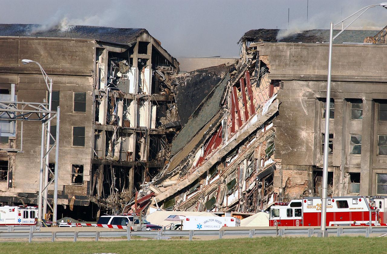 Pentagon crash Flight 77
