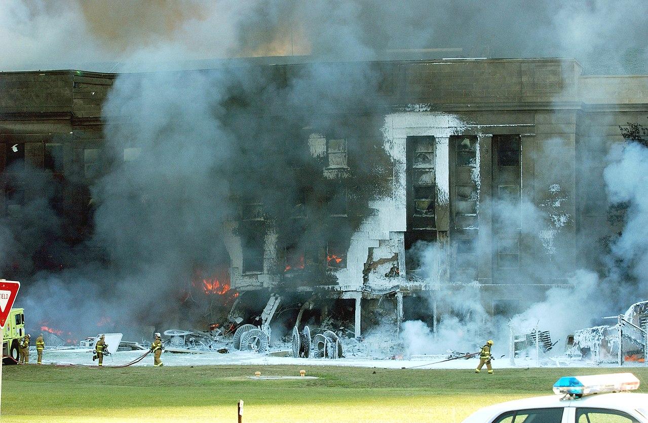 Pentagon crash of Flight 77