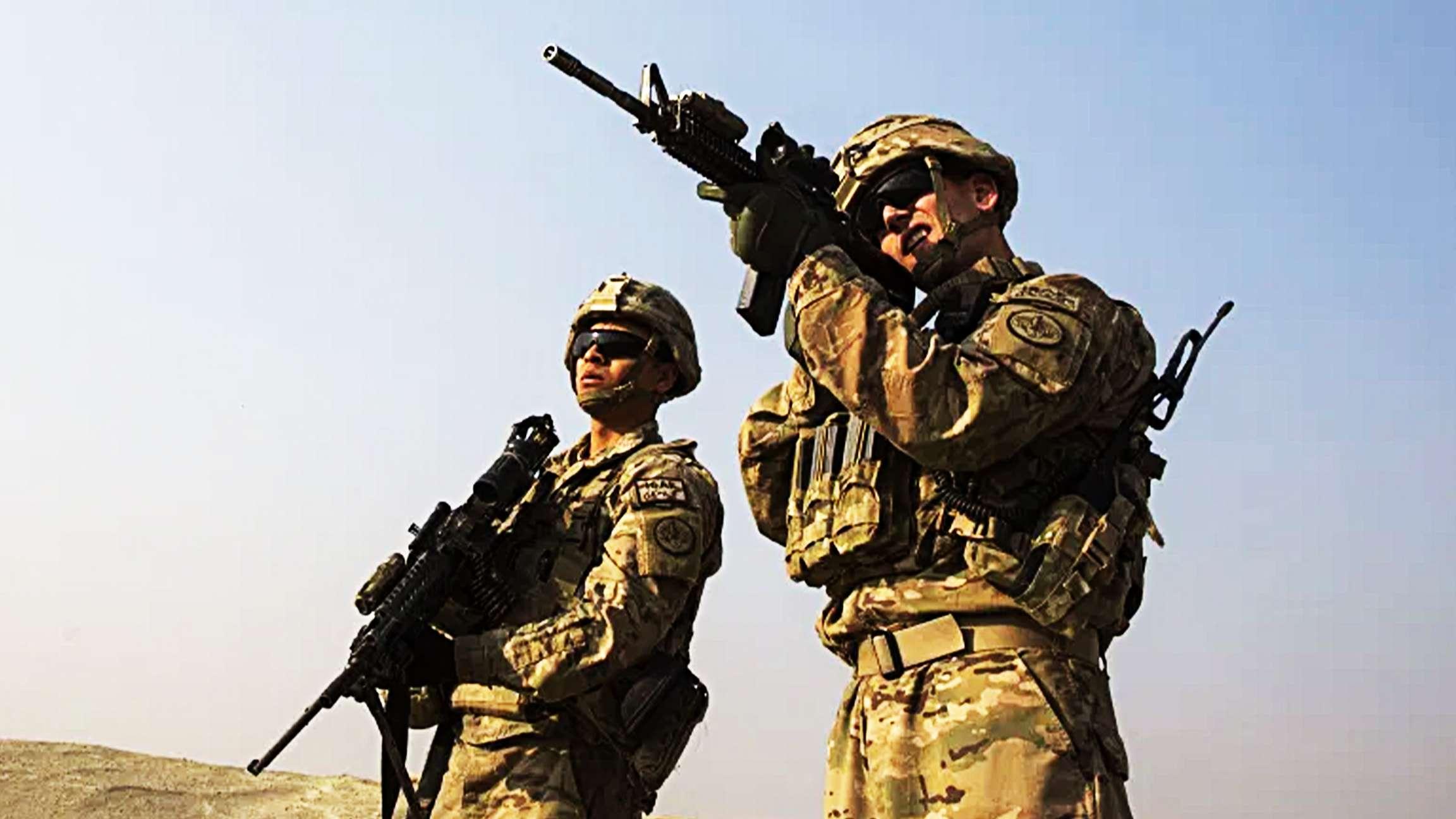 USA Afganistan