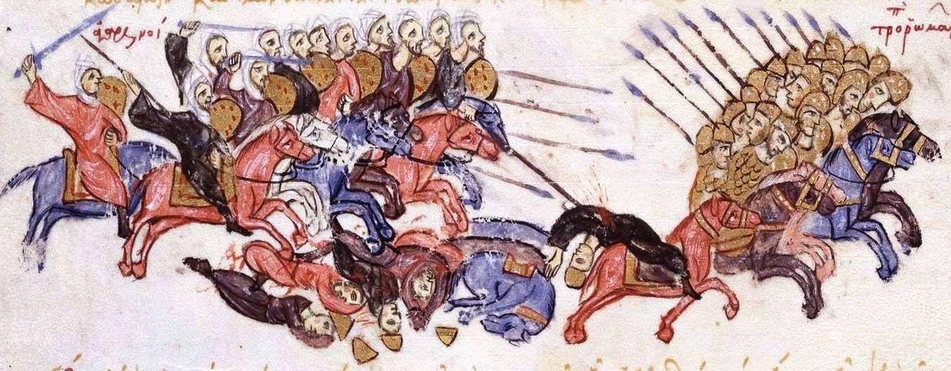 arabi sicilia invasione musulmana in Sicilia