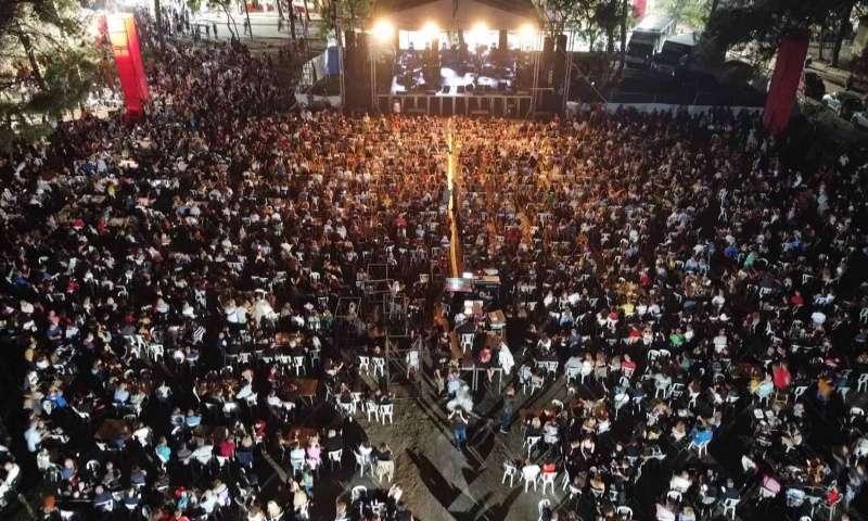 Κοσμοπλημμυρα στο τριήμερο Φεστιβάλ ΚΝΕ-Οδηγητή στην Θεσσαλονίκη