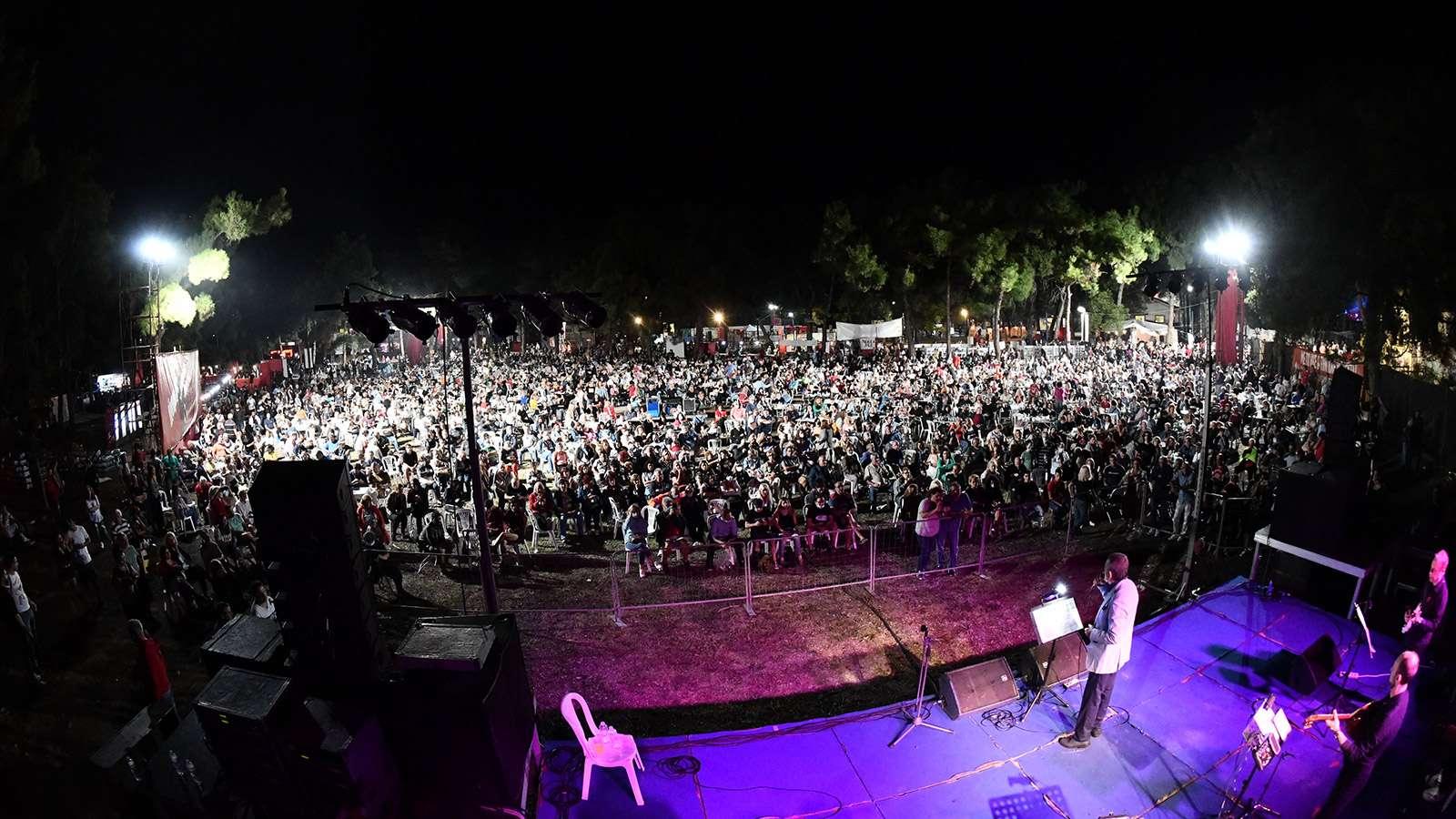 47ο Φεστιβάλ ΚΝΕ ΟΔΗΓΗΤΗ Θεσσαλονίκη margaritis festival