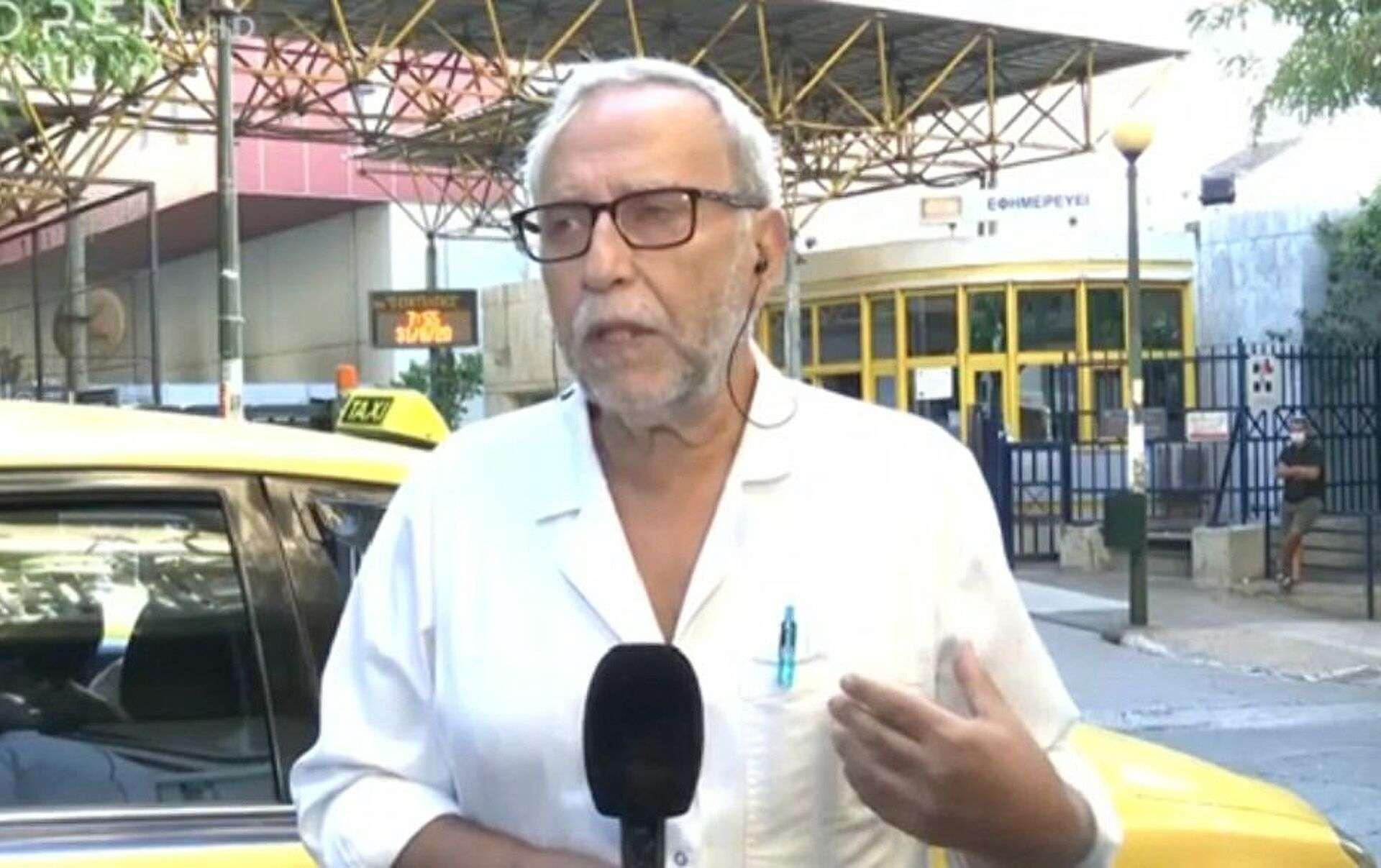 Η διοίκηση του «Ευαγγελισμού» αρνείται την εθελοντική εργασία του Ηλία Σιώρα!!!