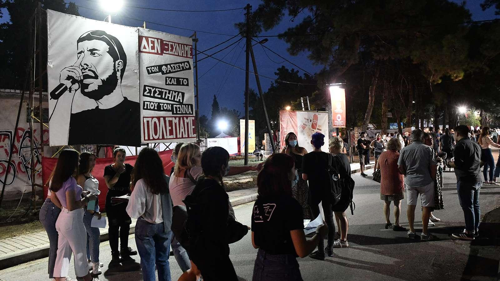 47ο Φεστιβάλ ΚΝΕ ΟΔΗΓΗΤΗ Θεσσαλονίκη thessaloniki festival Φύσσας