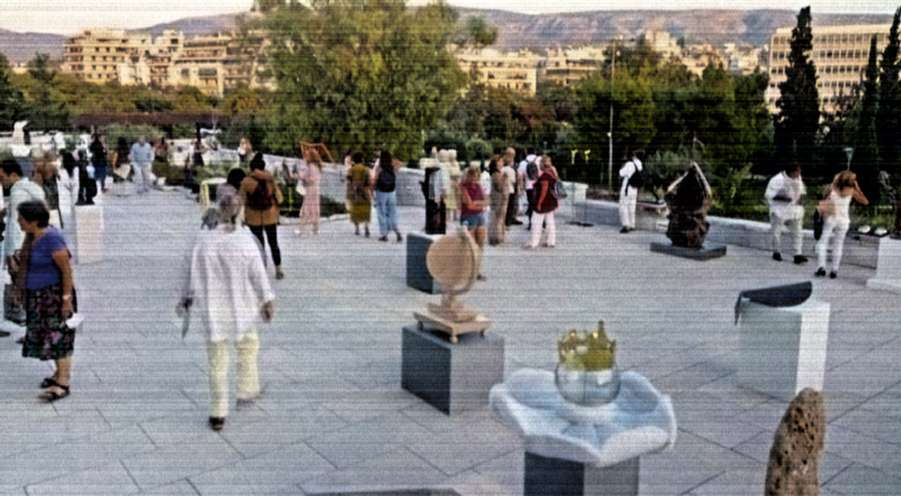 Γλυπτικής στο Βυζαντινό Μουσείο 2021