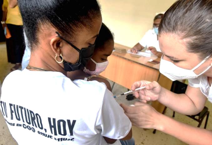 Κούβα μεταξύ των κρατών που ηγούνται παγκοσμίως του εμβολιασμού κατά του COVID 19 2