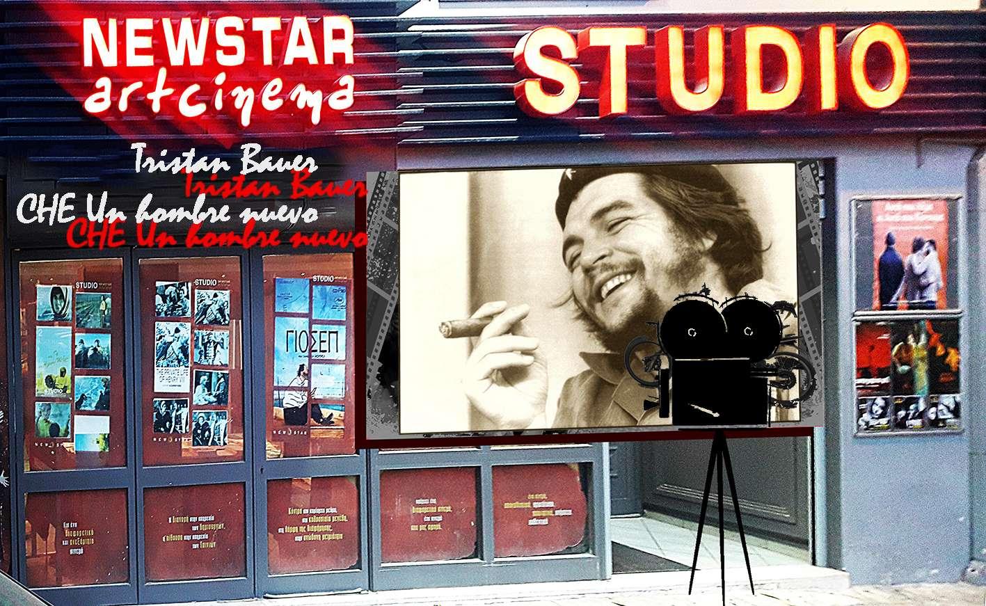 CHE Un hombre nuevo Τristan Βauer Studio Art Cinema