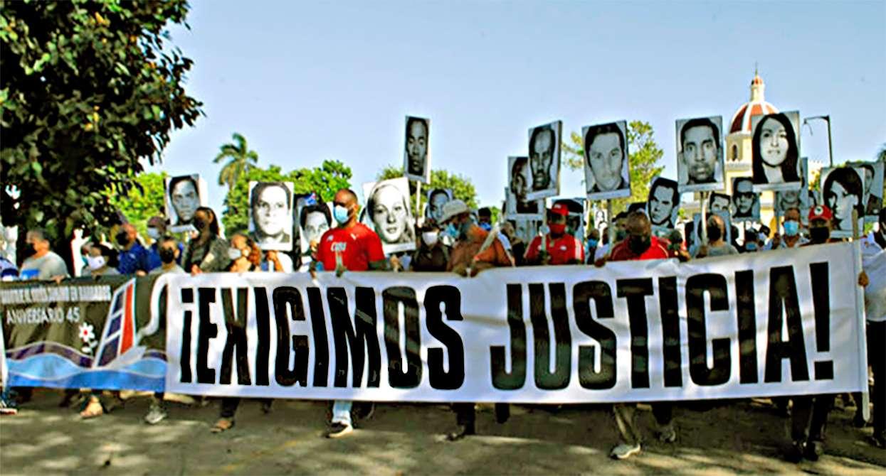 Cada 6 de Octubre Cuba si EXIGIMOS JUSTICIA
