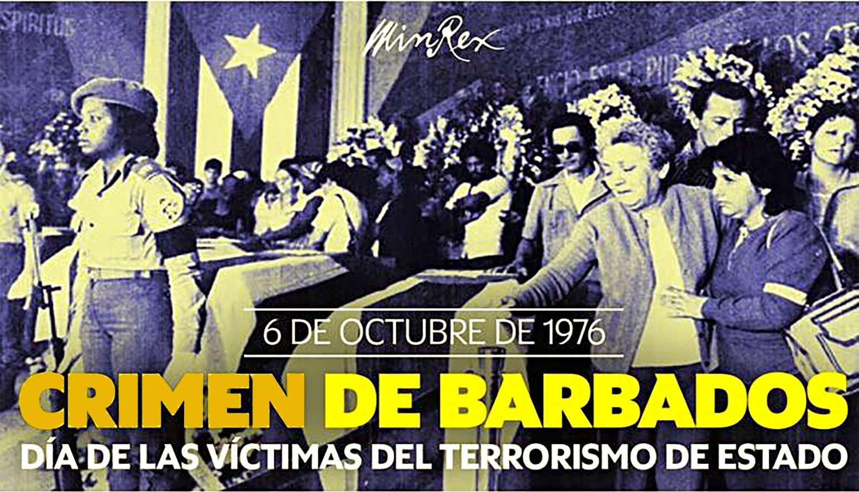 Cada 6 de Octubre Cuba si