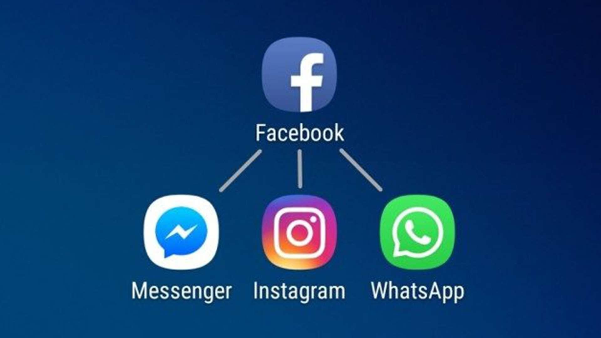 Facebook social media messaging