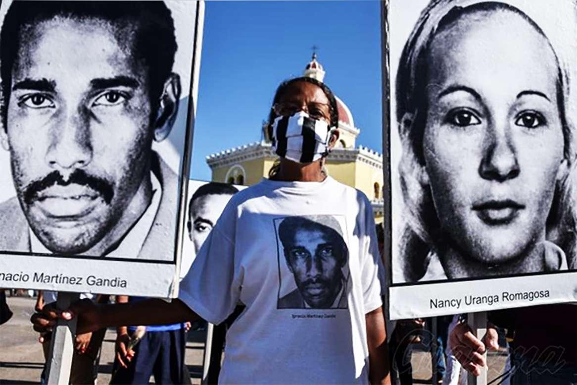 Homenaje en La Habana a las víctimas del terrorismo Estado