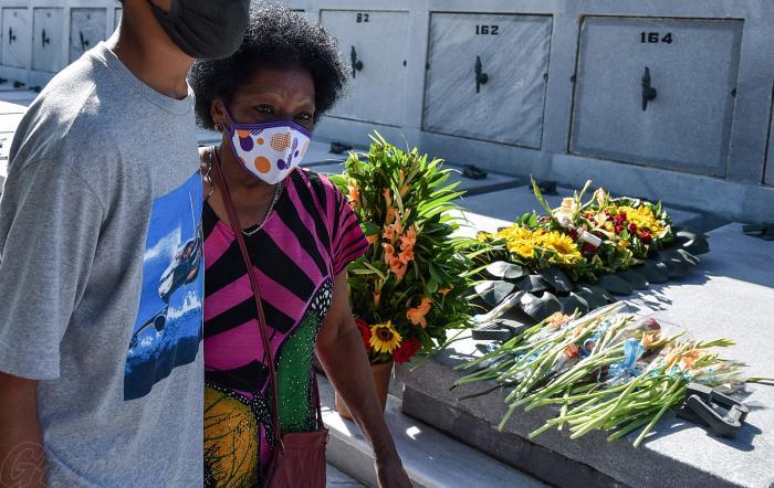 Homenaje en La Habana a las víctimas del terrorismo de Estado 1