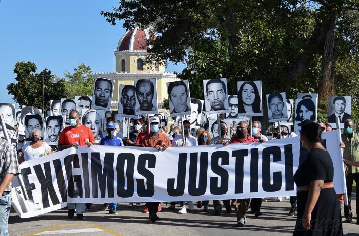 Homenaje en La Habana a las víctimas del terrorismo de Estado