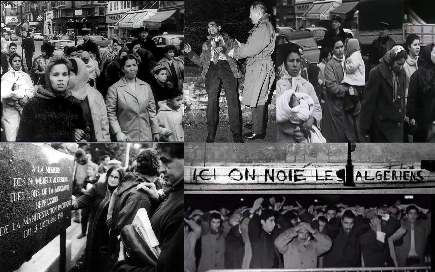 Massacre de la Seine le 17 octobre 1961 Ατεχνως Atexnos.gr