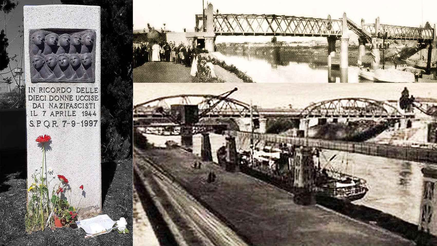 Ponte di Ferro Σιδερένια Γέφυρα Ρώμης μια «άγνωστη» ιστορία από την αντίσταση