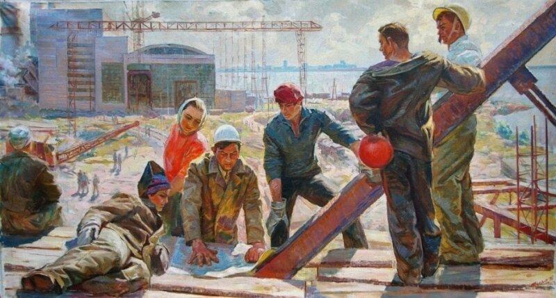 Sotsialisticheskij realizm Σοσιαλιστικός Ρεαλισμός 1