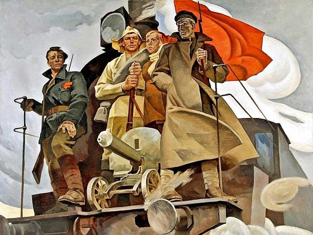 Sotsialisticheskij realizm Σοσιαλιστικός Ρεαλισμός