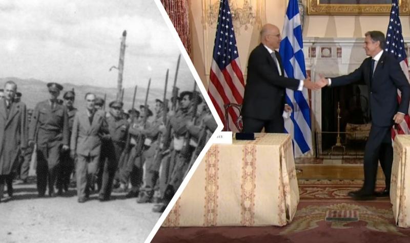 Συμφωνία Ελλάδας-ΗΠΑ: «Στρατηγέ μου, ιδού ο στρατός σας»