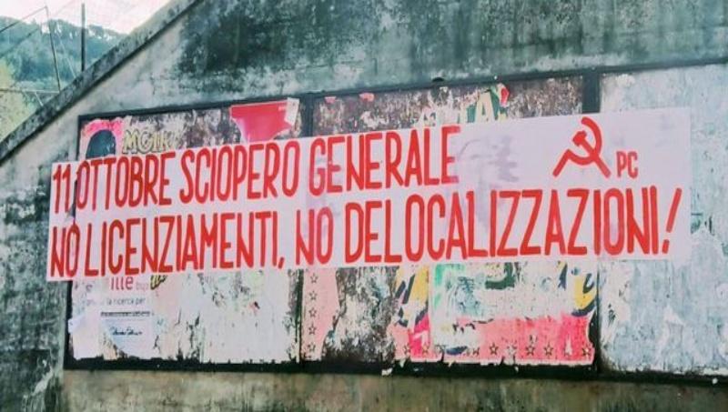 italia sciopero