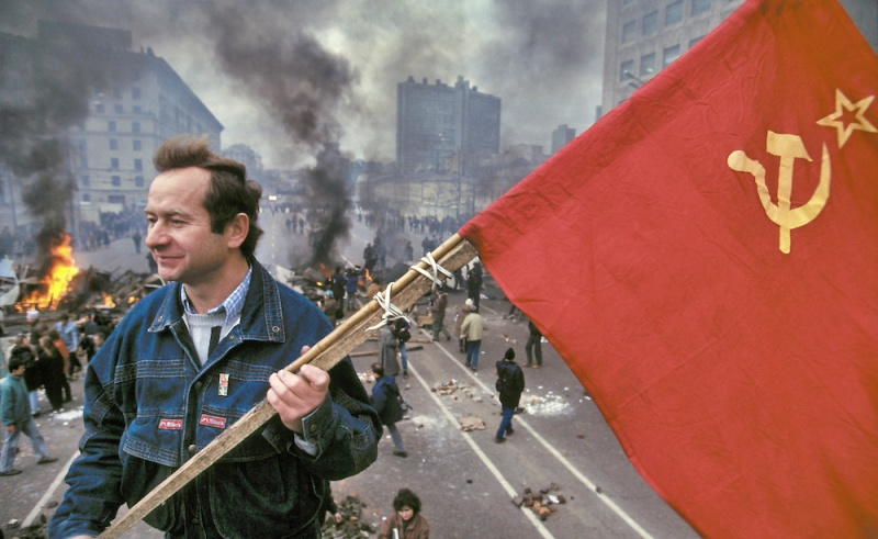 moscow coup 1993