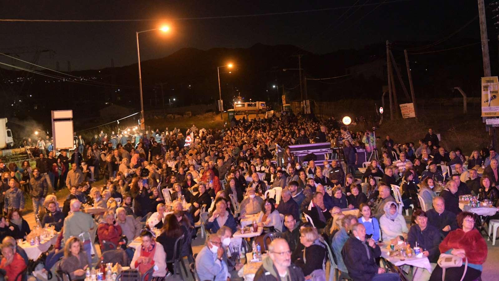 strofilia μεγάλη συναυλία αλληλεγγύης διεκδίκησης Στροφιλιάς 1