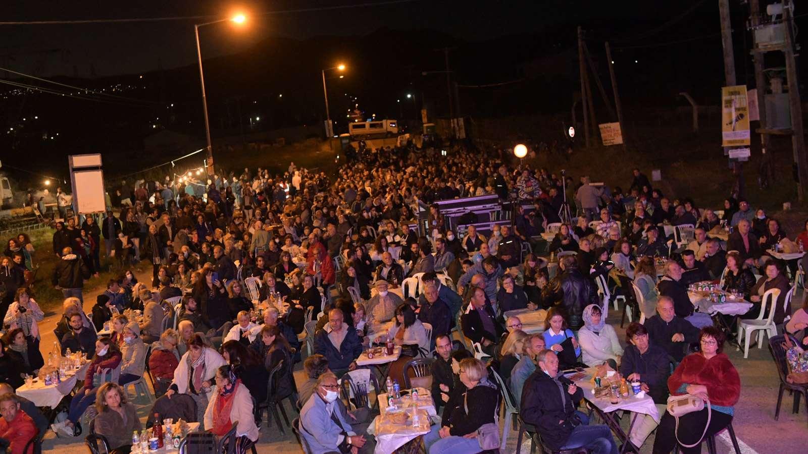 strofilia μεγάλη συναυλία αλληλεγγύης διεκδίκησης Στροφιλιάς 2